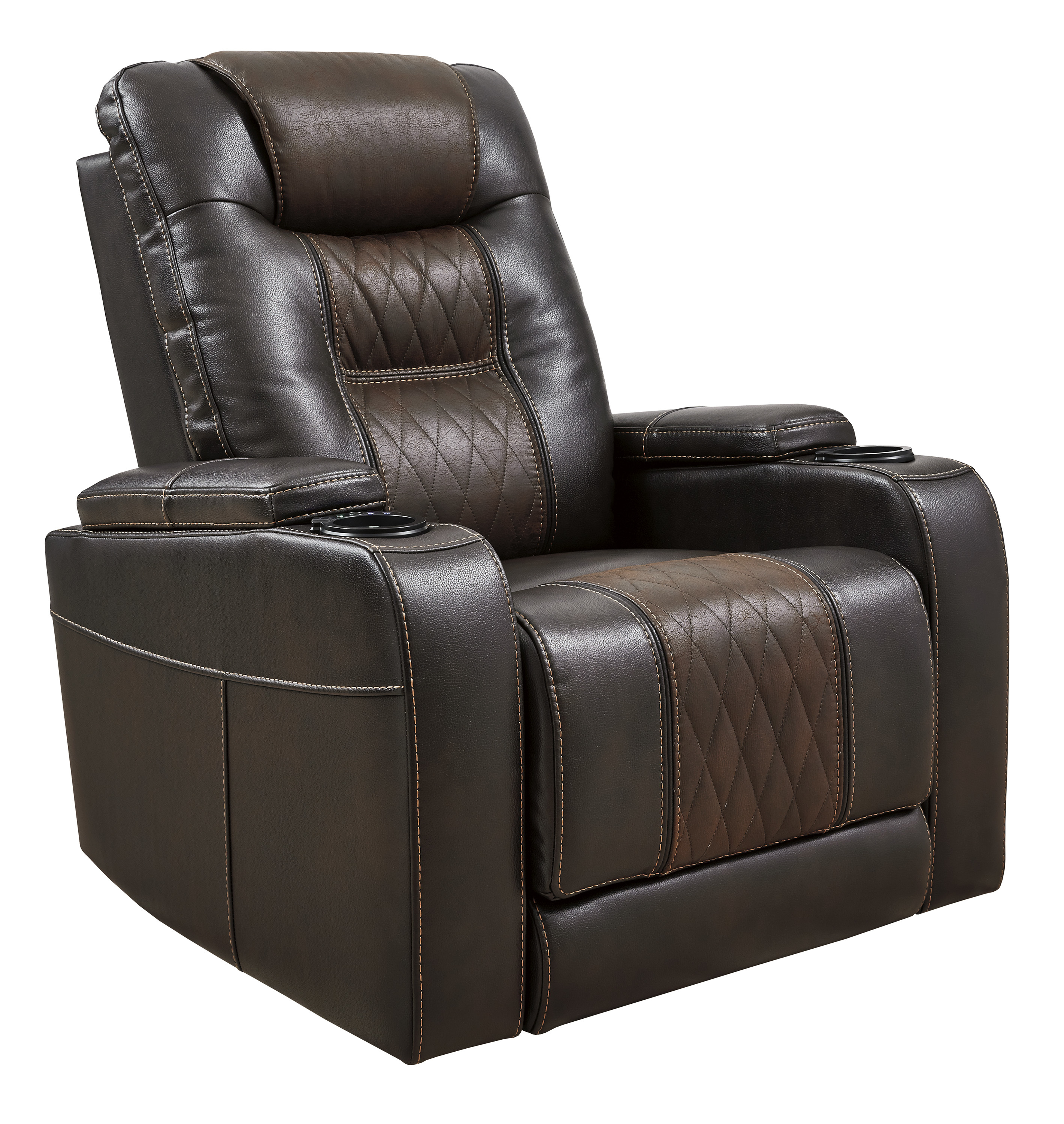 Picture of: Recliner Home Theater By Signature Design By Ashley 2150713 Furniture Mall Of Kansas