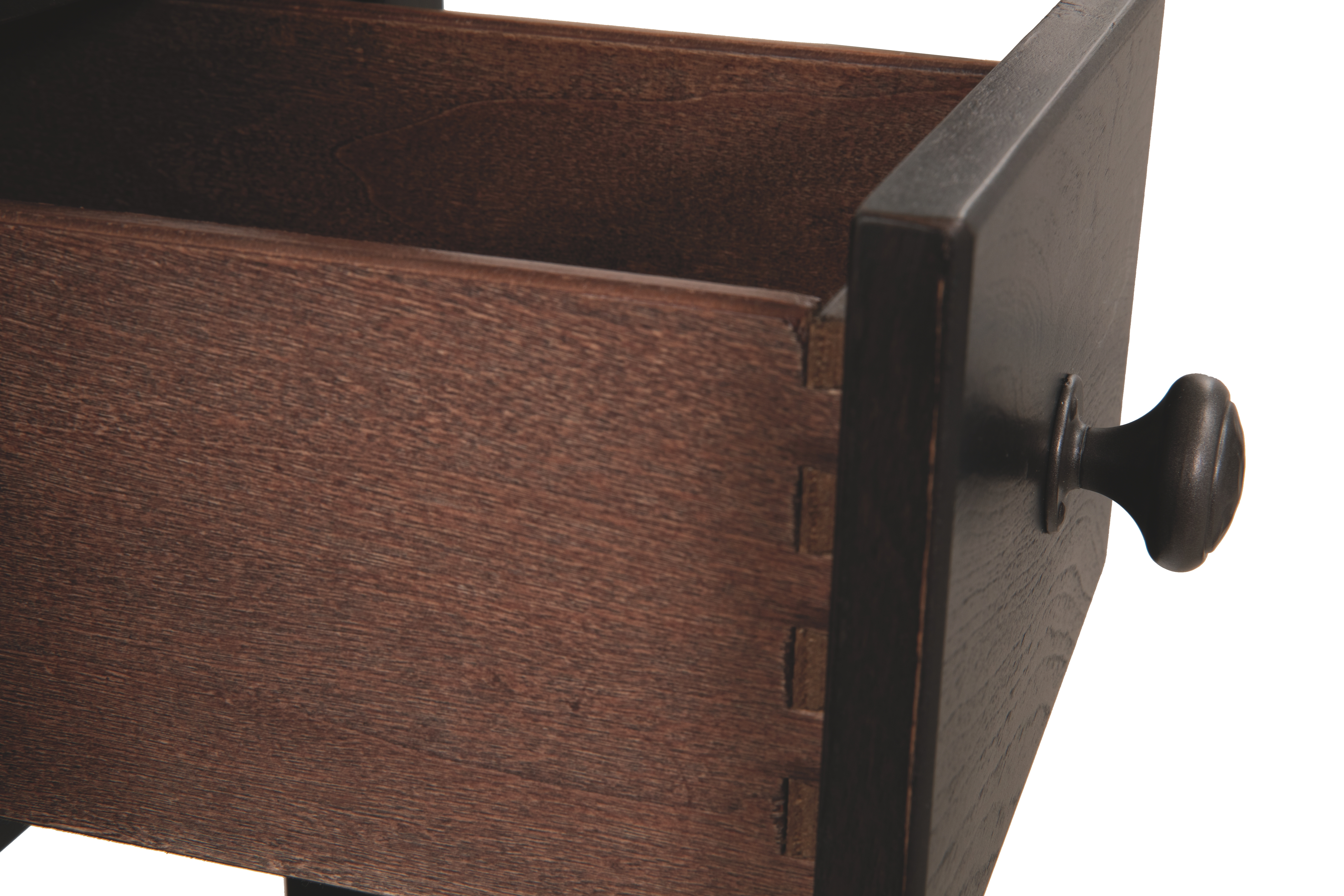 signature design by ashley new t217 771 diamenton chairside end table with usb ports outlets