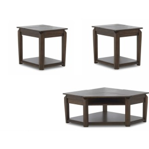 Wedgeland 2PC Occasional Table Set