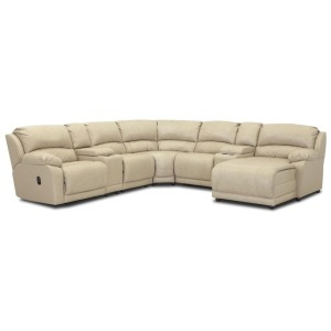 Charmed Fabric Sectional