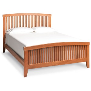Justine Full Slat Bed