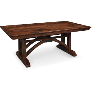 B&O Railroad Trestle Bridge Trestle Table