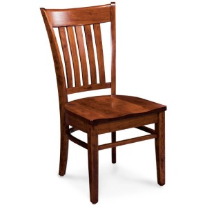 Kaskaskia Side Chair - Wood Seat