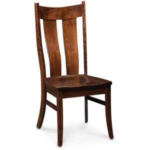 Corbin Side Chair w/Wood Seat