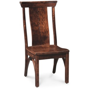 B&O Railroad Trestle Bridge Side Chair