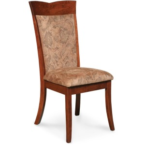 Monticello Side Chair w/ Cushion Seat & Back