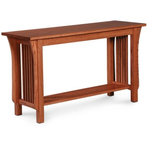 Prairie Mission Sofa Table 60""