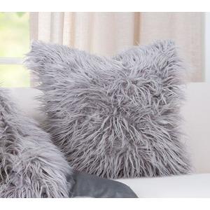 """Llama Silver 20"""" Pillow"""