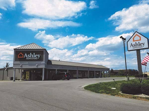 Ashley Homestore Of Bellefontaine Ashley Homestore