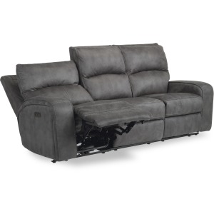 Nirvana Power Reclining Sofa w/Power Headrests