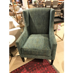 Carlton Upholstered Wing Chair