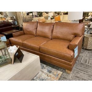 Tyson Leather Sofa