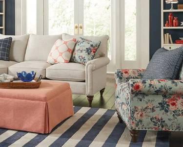 Craftmaster Custom Living Room
