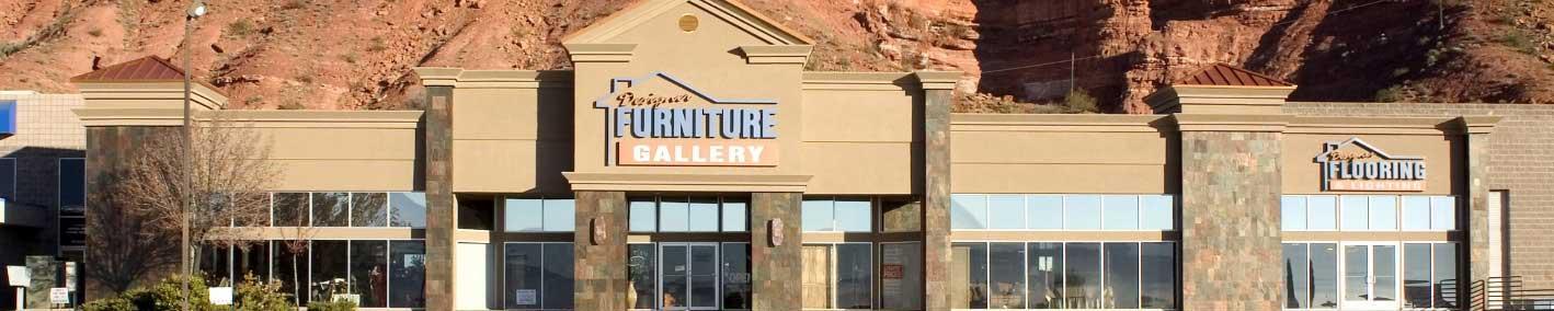 Designer Furniture Gallery Storefront