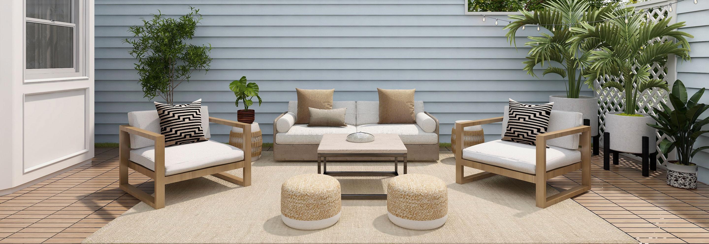 Backyard Furniture Ideas Perfect for Central Texa