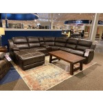 6PC Sectional with Chaise