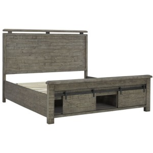 Brennagan Queen Panel Bed with Storage