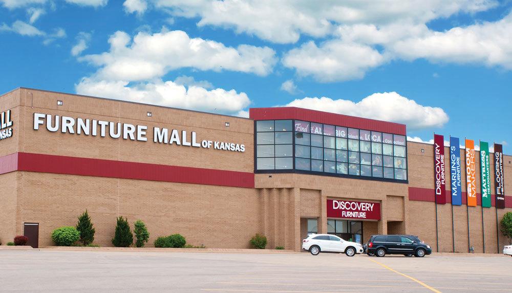 Topeka Mall  Furniture Mall of Kansas