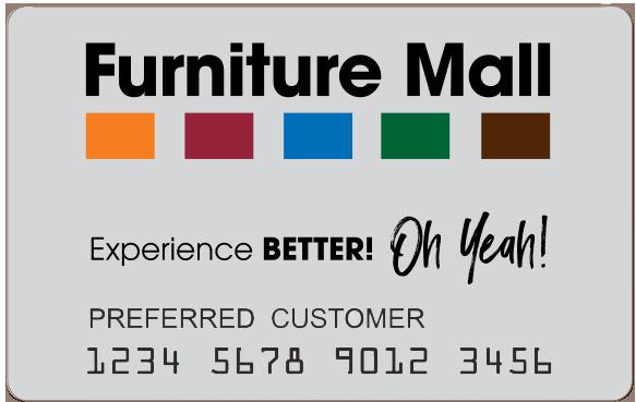 Furniture Mall credit card