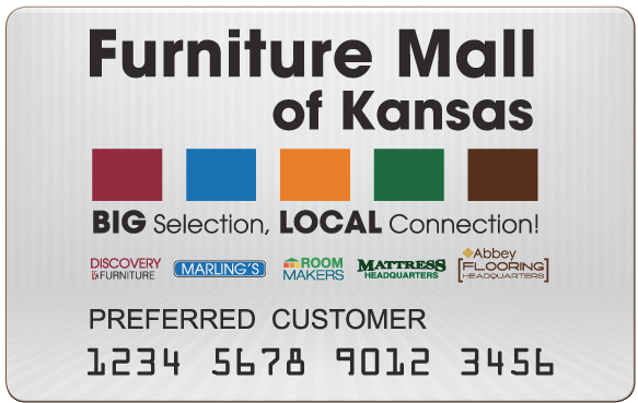 Furniture Mall credit card