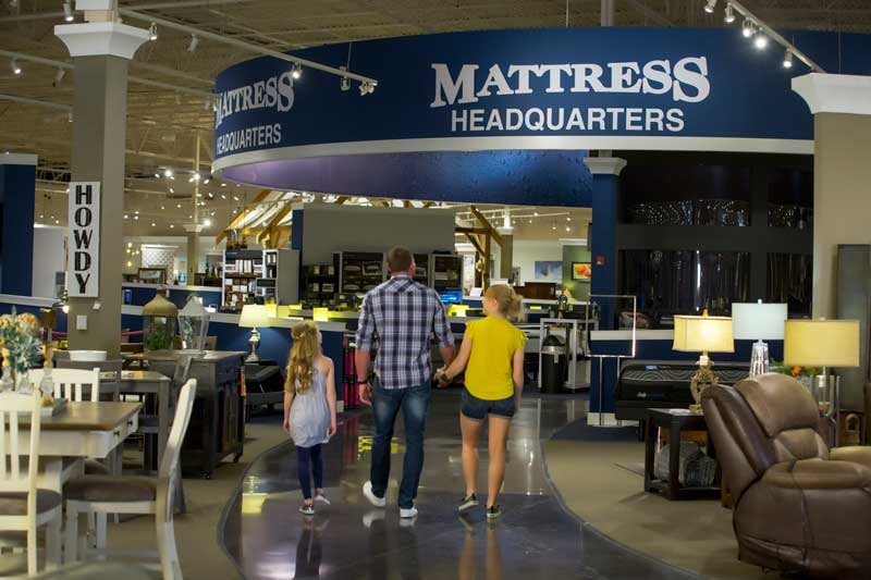 Mattress Headquarters In Store