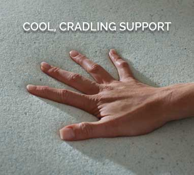 Cool, Cradling Support