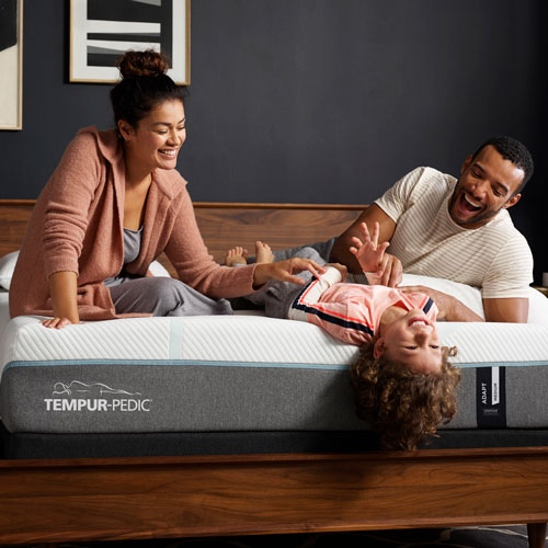 Tempur-Pedic Adapt with Family