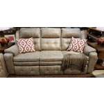 Inspire Double Reclining Console Sofa