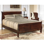 Alisdair Queen Sleigh Bed