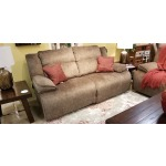 Major League Double Reclining Sofa