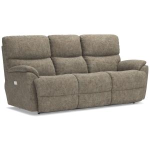Trouper Power Reclining Sofa w/ Headrest