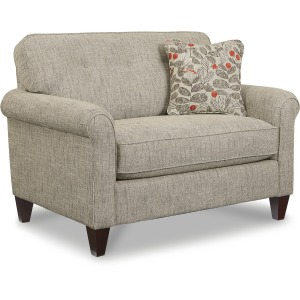 Paxton Chair Amp A Half By La Z Boy Furniture Godwin S