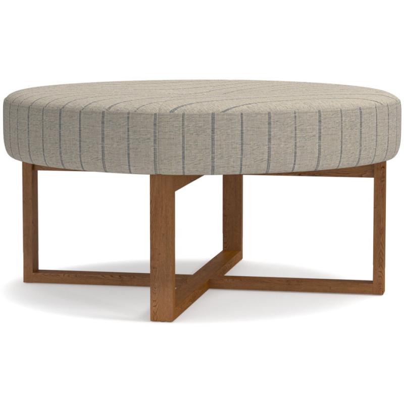 Excellent Logan Circle Ottoman Inzonedesignstudio Interior Chair Design Inzonedesignstudiocom