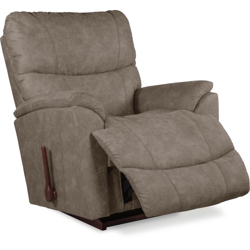 Trouper Rocking Recliner By La Z Boy Furniture 10724