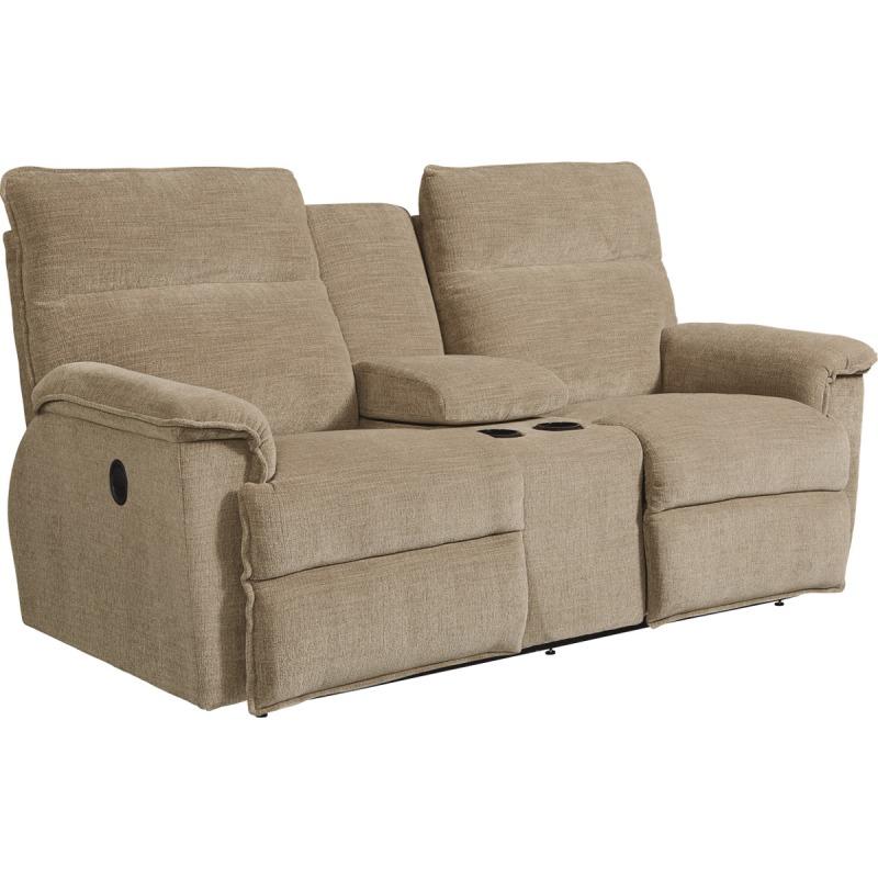 Sensational Jay Reclining Loveseat W Console Andrewgaddart Wooden Chair Designs For Living Room Andrewgaddartcom