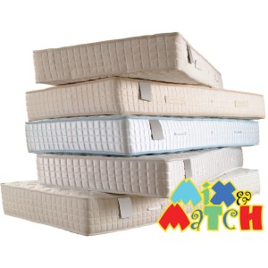 Mix & Match Discounted Mattresses
