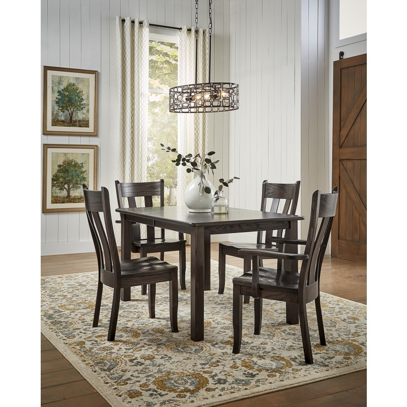 Oak Dining Set Collection