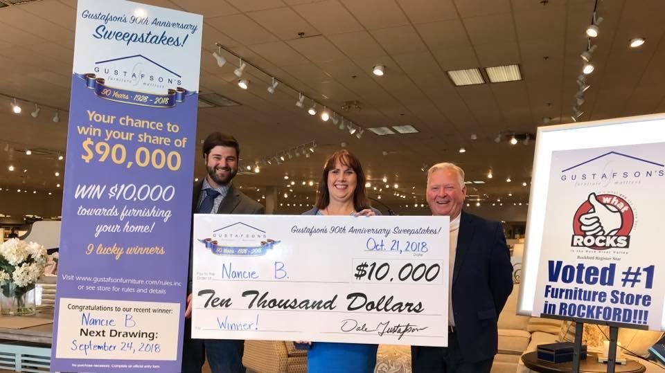 $10000 winner