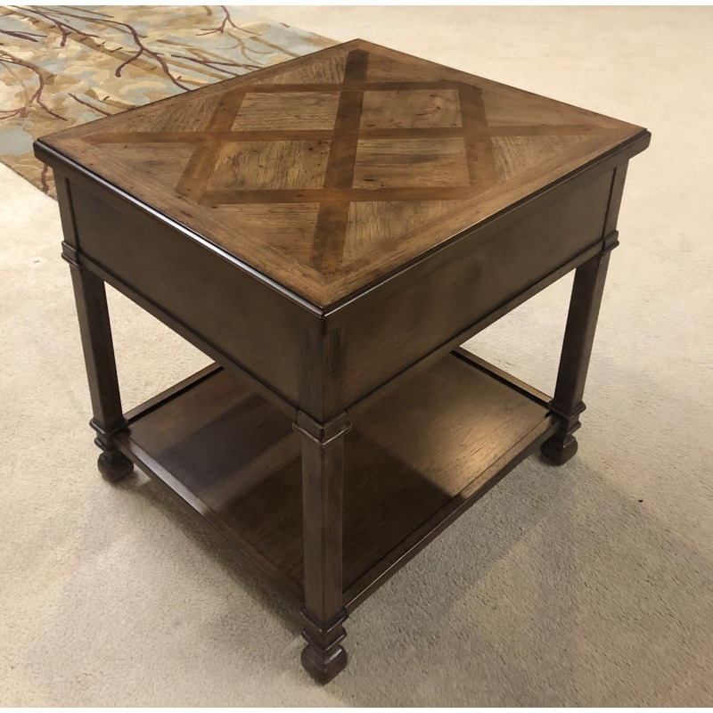 UNIVERSAL DRAWER END TABLE
