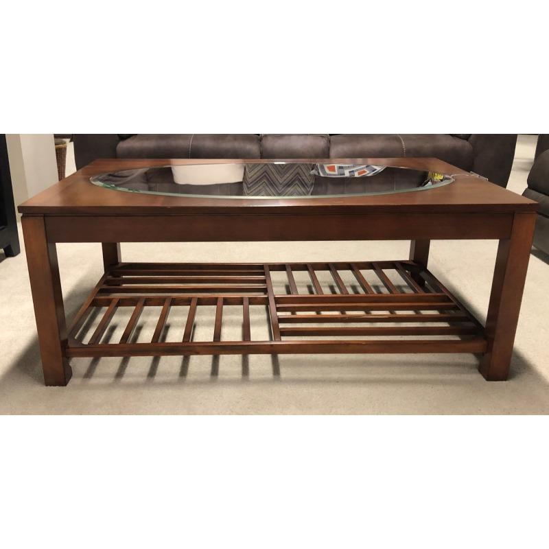 PROGRESSIVE P584-01 RECTANGLE COCKTAIL TABLE