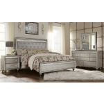Posh Queen Bed
