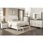 Carriage House 3PC Queen Bed Set