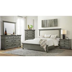 3pc Crawford King Bedroom Set