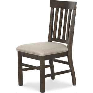 Rustic Pine Side Chair
