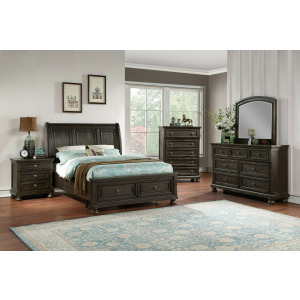 3 Piece Lauren Queen Bedroom Set