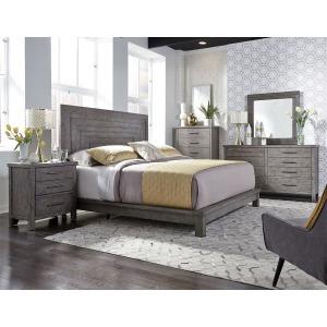 Modern Farmhouse 3 Piece Queen Bedroom Set