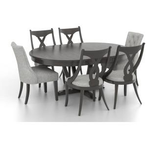 7PC Classic Dining Set