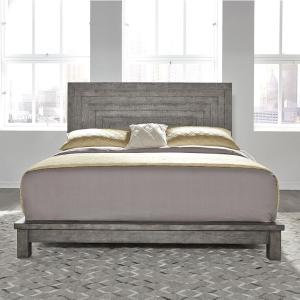 Modern Farmhouse Queen Platform Bed