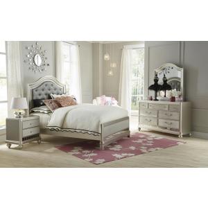 3 Piece Lil Diva Full Bedroom Set