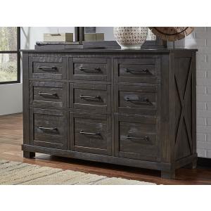 Charcoal Dresser